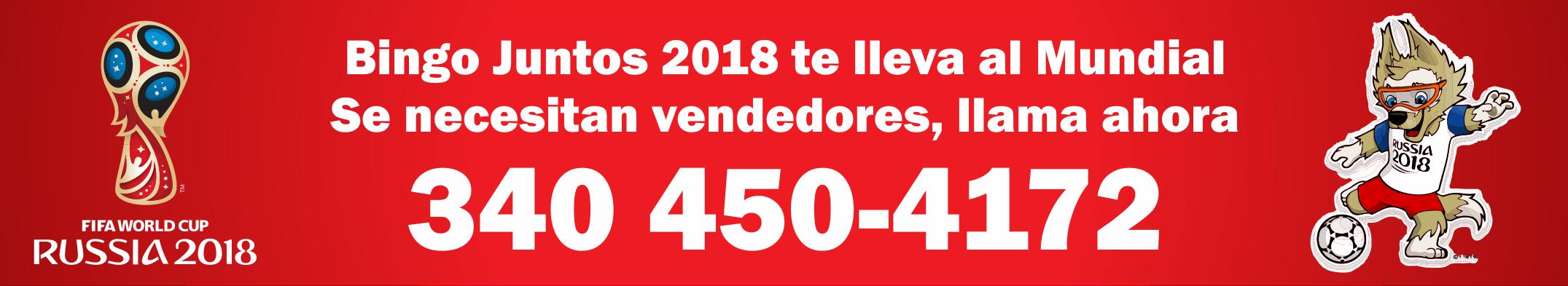 SI Bingo Rusia 2018
