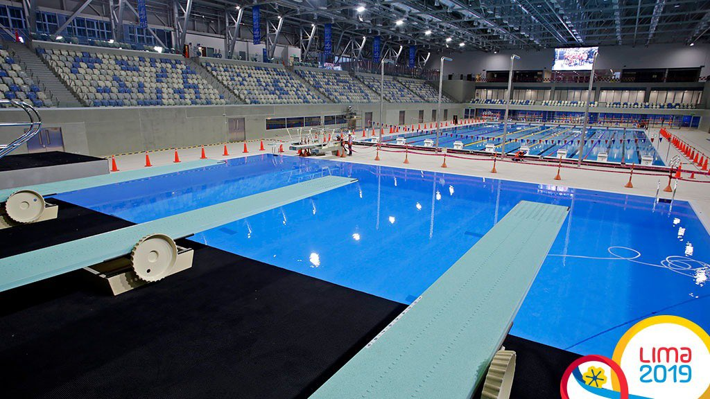 44ca35ab8e06 Juegos Panamericanos: El Centro Acuático ya está listo | En el área